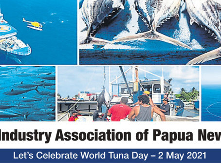 Let's Celebrate World Tuna Day – 2 May 2021