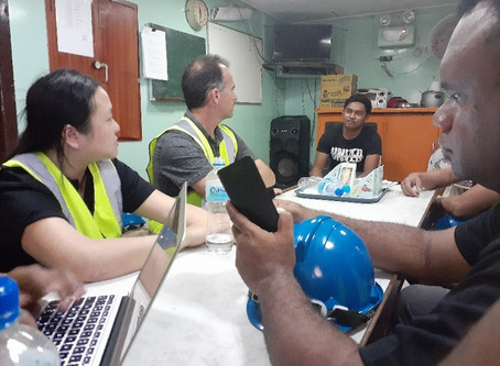PNG FIA Social Policy -Labour on Board Review and Audit