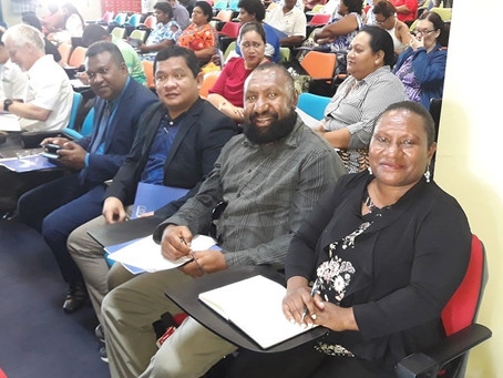 PNG FIA Participated at the 7th Meeting of the Pacific-EU EPA