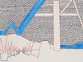 Anjuna 46, 24 x 32 cm, Zeichnung, koloriert