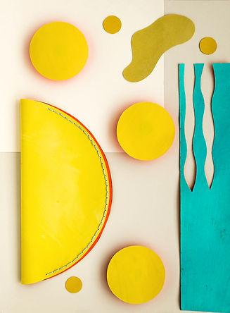Grauberg Kunst aus Papier, gerahmt kaufen, bildende Kunst, Collage, Kasten-Grauberg Dresden