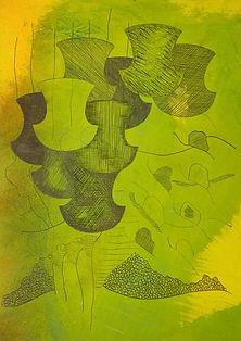 Grauberg, Kunst, Dresden, Ausstellung, Holger Kasten-Grauberg, Zeichnung