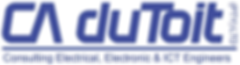CA du Toit Logo