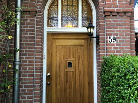 Deuren, paneeldeuren, binnen en buitendeuren
