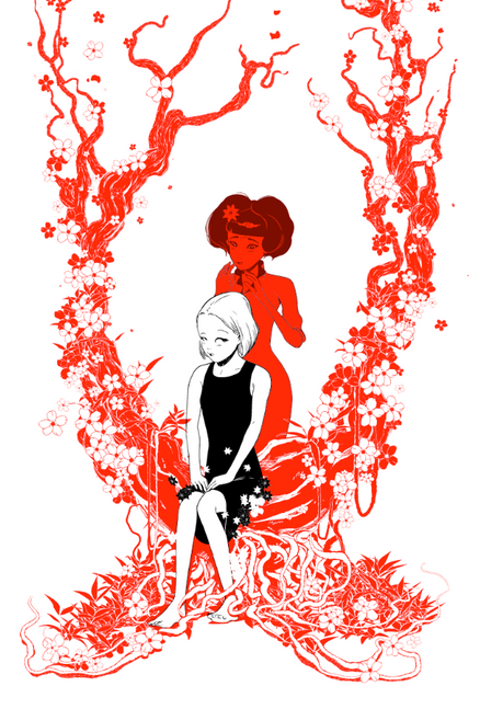Sarah & Lilac