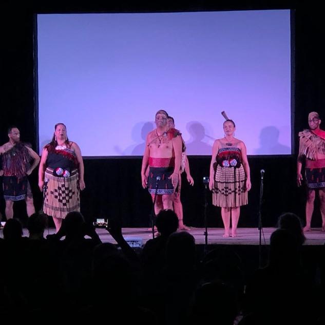 Wiff 2019 Maori Performance