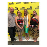 WIFF 2019 Gary Farmer and Maori Special Guests