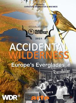Accidental Wilderness - WCFF poster 2