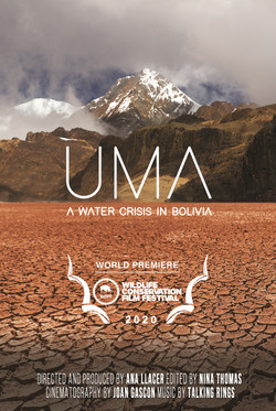 Uma a Water Crisis in Bolivia - poster-2