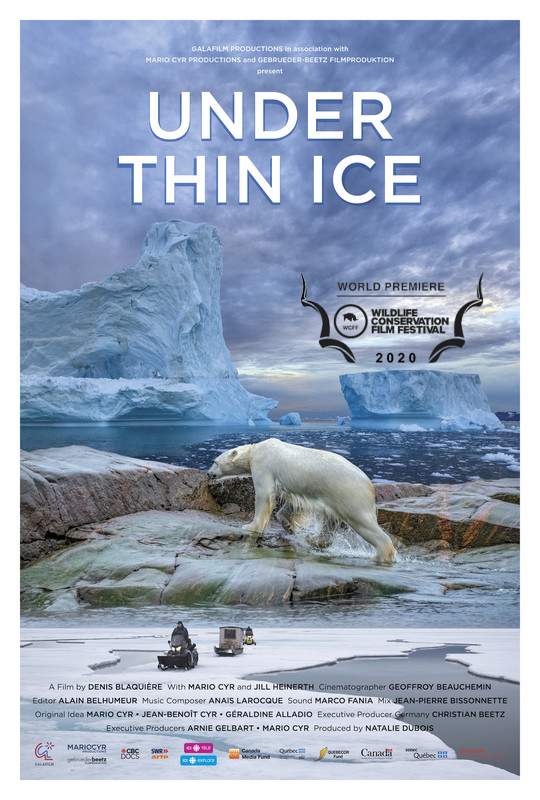 Under Thin Ice-poster