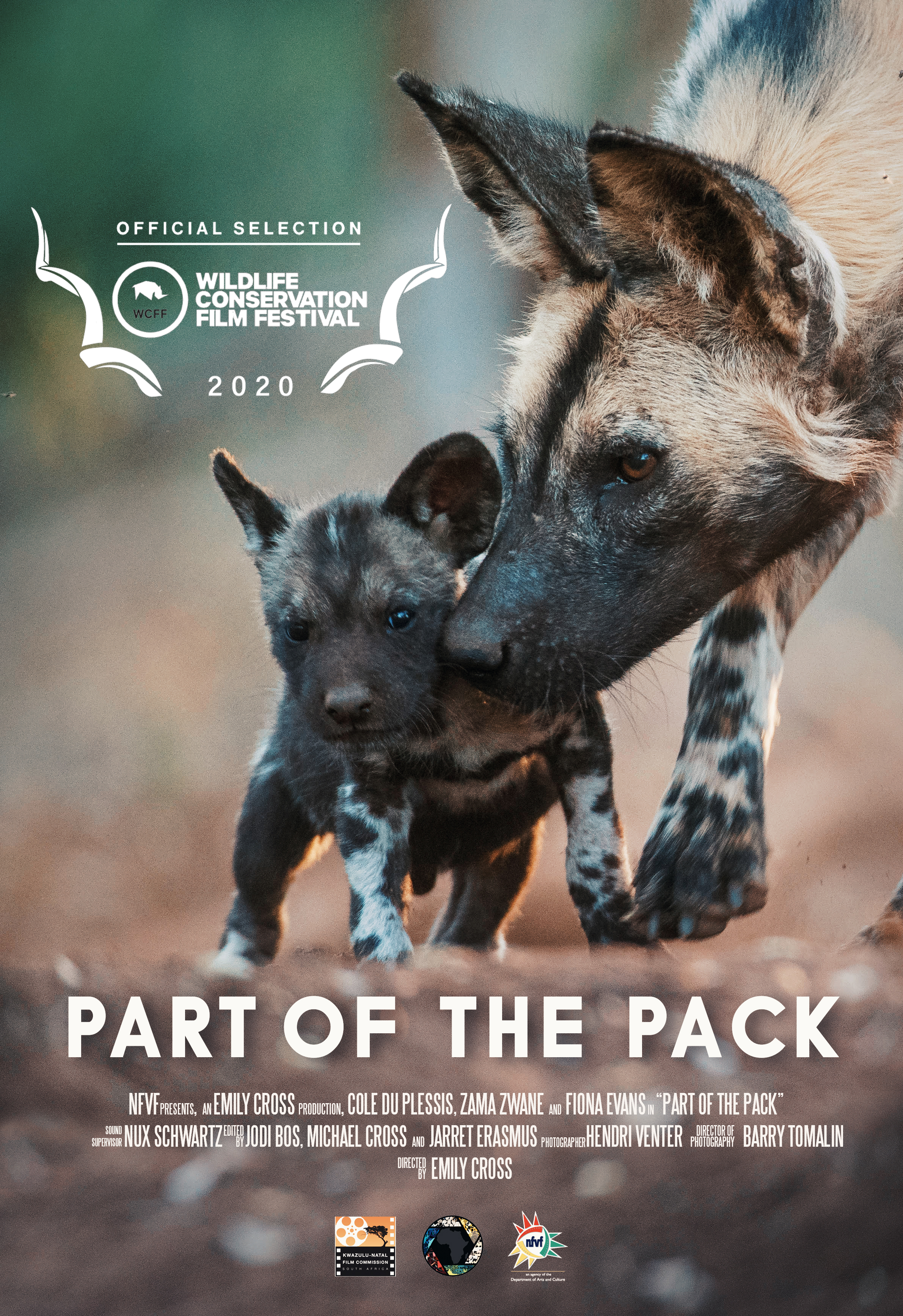 Part of the Pack - poster WCFF