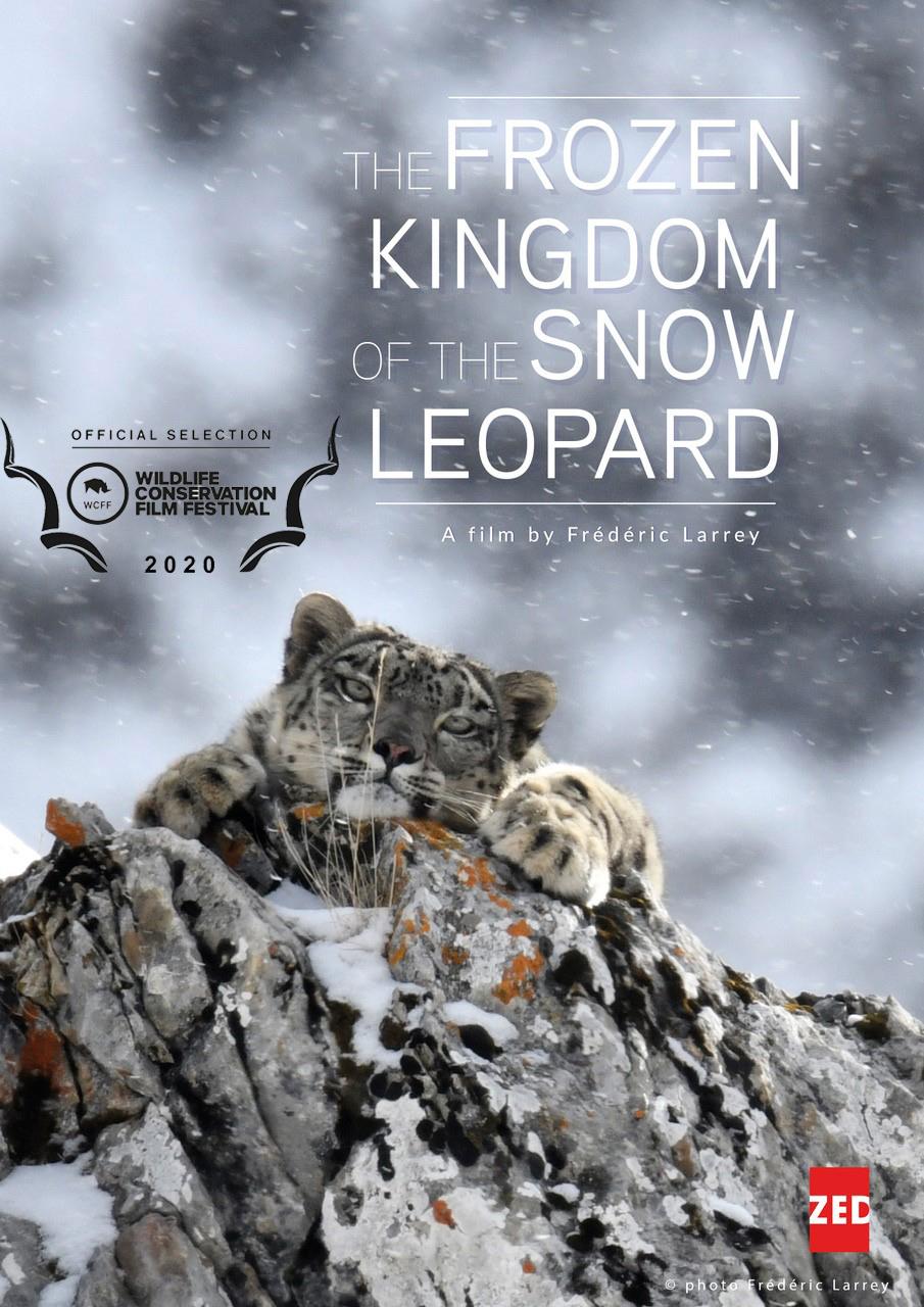 FROZEN KINGDOM OF THE SNOW LEOPARD - POS