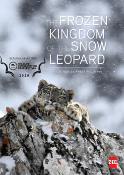 FROZEN KINGDOM OF THE SNOW LEOPARD - POS