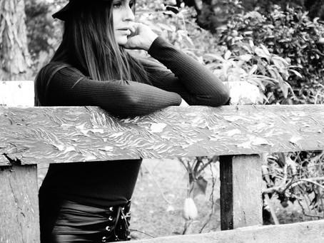 Entrevista Podcast com Rebecca Leão, Capa do Livro.