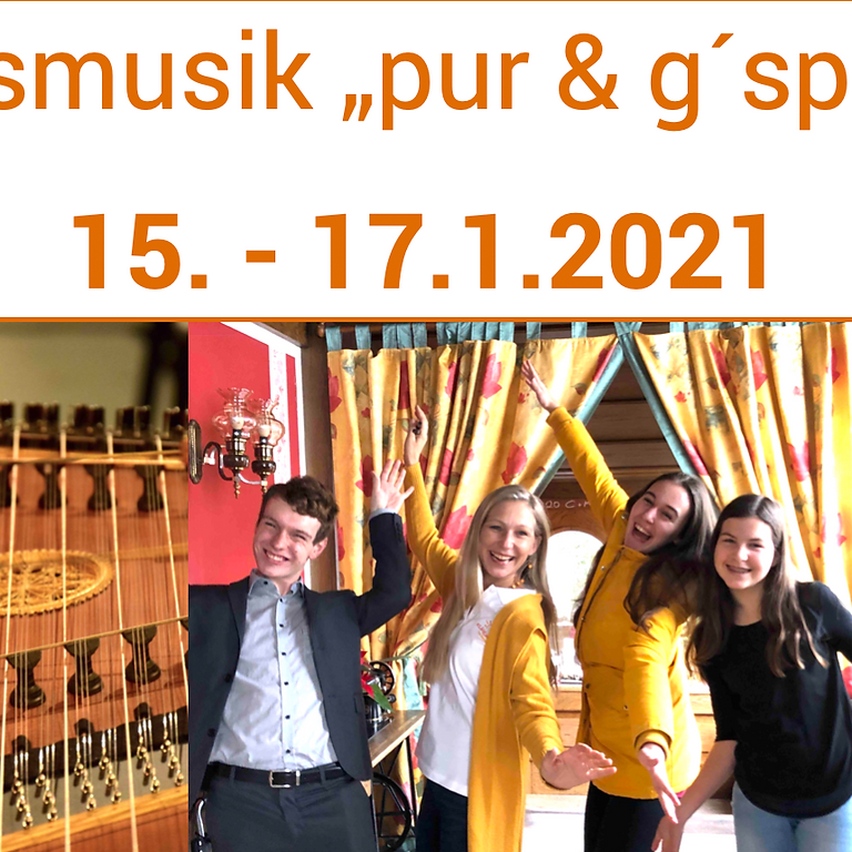 """Musik-Seminar """"pur&g´spritzt"""" - ABGESAGT"""