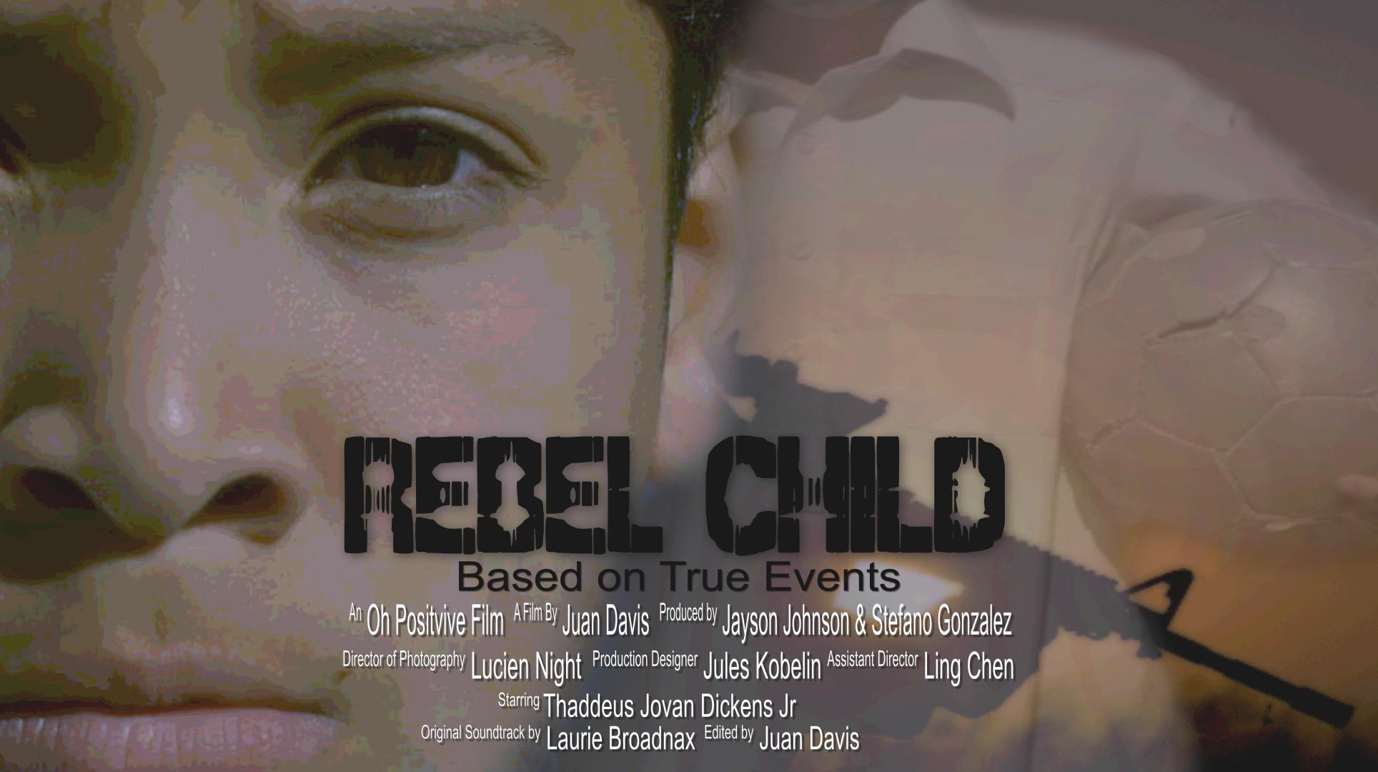 Rebel Child Poster