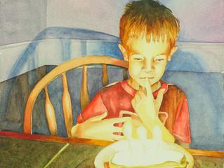 """The Making of: """"Birthday Wish"""""""
