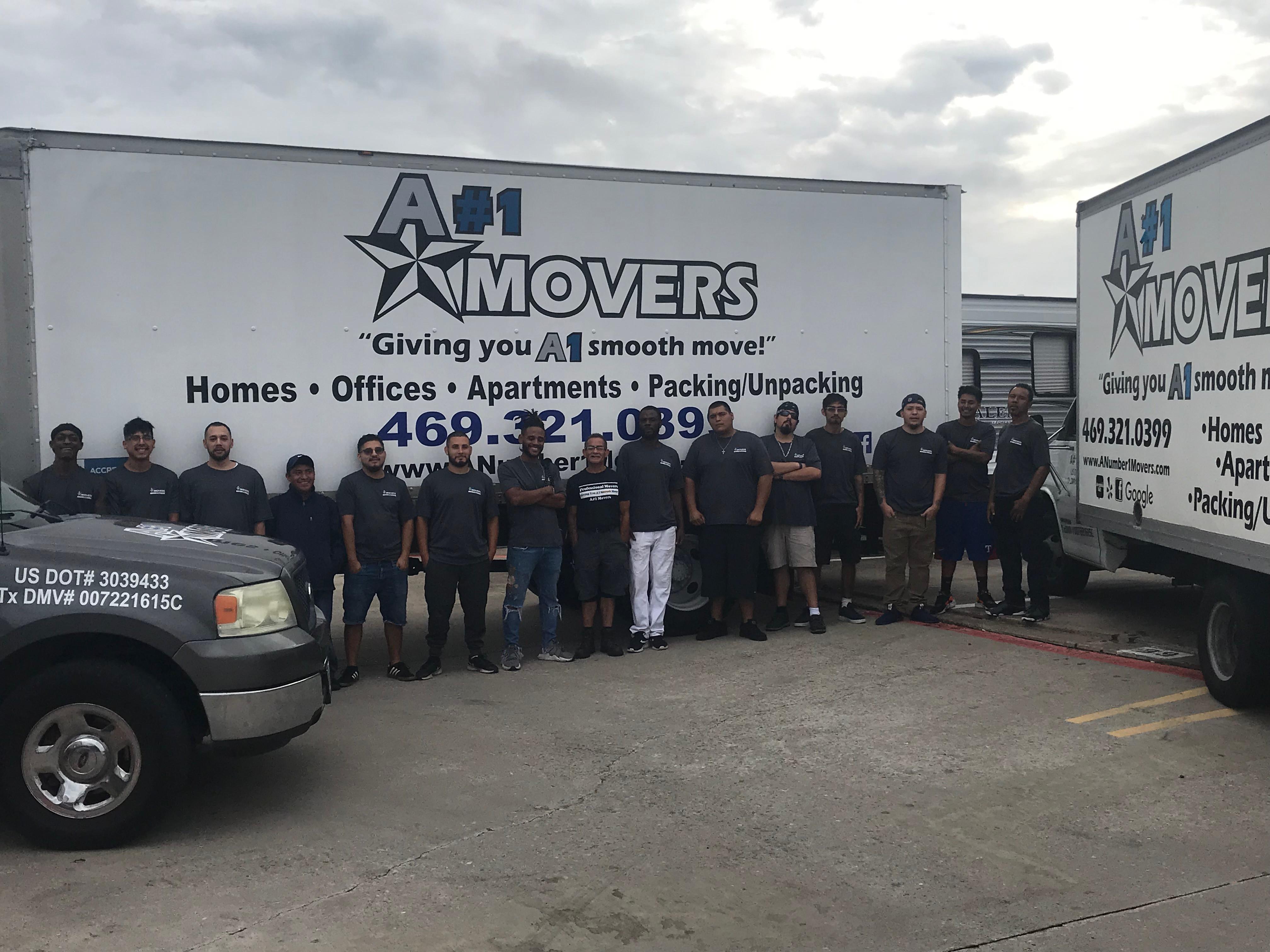 4 Man Crew 2 Trucks  $225