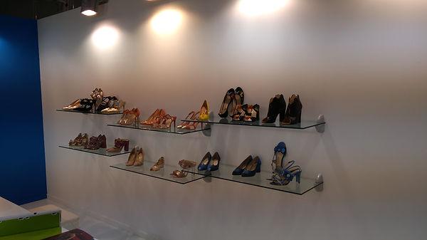 Lanzoni Francesco showroom2 at Micam Milan in September 2017