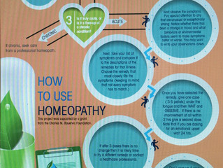 How to Use Homeopathy