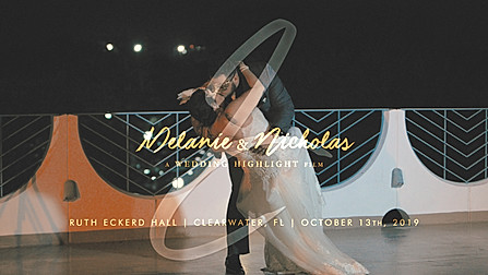 The Bride Explains The Meaning Behind Her Masquerade Themed Wedding   Melanie + Nicholas   Ruth Eckerd Hall, Clearwater, Florida