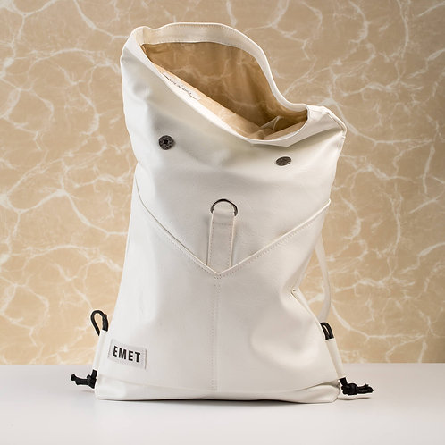 Keep it Real Rolltop -White