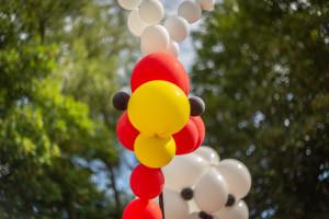 échassier, sculpteur de ballon