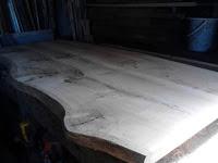 plateau chêne rustique