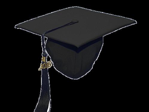 Graduation Cap & Tassel Only - David Suzuki