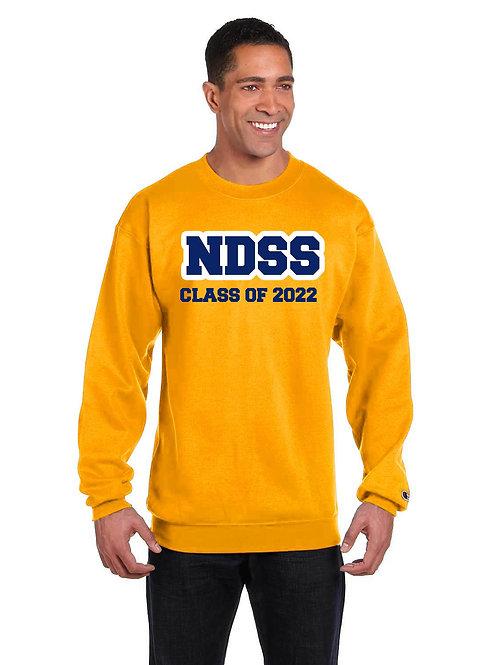 NDSS 2022 Graduation CrewNeck (multi colour options)