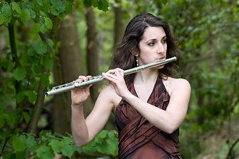 Dwarsfluitles, flute,