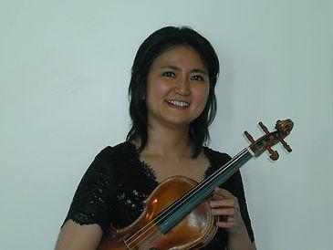 Vioolles Purmerend, viool, Tomoko Suzuki