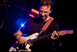 elektrische gitaar Lex van Horst