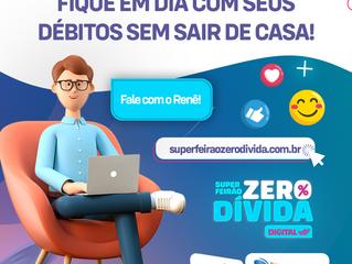 Santa Maria | Super Feirão Zero Dívida: chance de quitar seus débitos com condições especiais