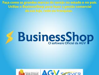 BusinessShop - O software Oficial da AGV