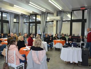 Vilson Noer realiza palestra na ACINP sobre varejo e mercado consumidor