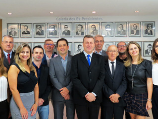 CDL Passo Fundo elege nova diretoria