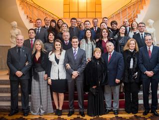 CDL Rio Grande empossa novo presidente