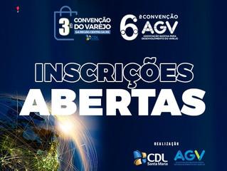 Convenção da AGV acontece no próximo final de semana