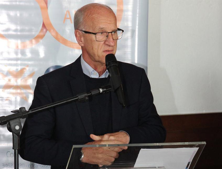 Presidente da AGV Vilson Noer