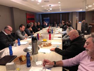 AGV e AGV Jovem realizam reunião mensal