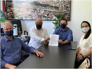 CDL Esteio e Prefeitura assinam convênio