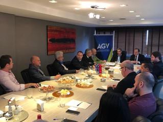Convenção da AGV será no dia 12 de outubro