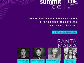 Santa Maria | CDL Jovem traz versão pocket de um dos maiores eventos de empreendedorismo da América