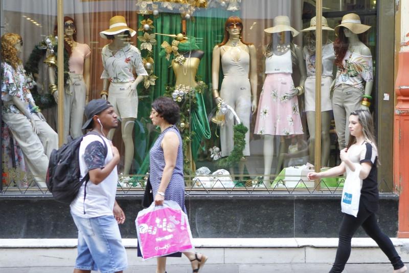No ano, o varejo gaúcho avançou 7,2%, ficando em quarto lugar no setor no País