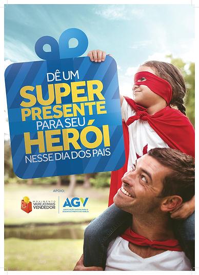 AGV - Dia dos Pais
