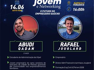 AGV Jovem e FAJERS promovem evento na Fenadoce