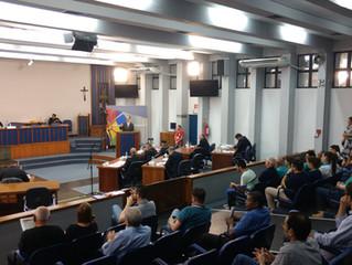 Apresentado projeto que propõe doação de área municipal para construção de nova unidade do Sesc em S