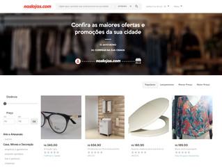 Santa Cruz do Sul | Site naslojas.com é alternativa para os comerciantes que ainda não estão na inte