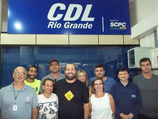 """CDL Rio Grande é parceira do projeto gastronômico """"Comida de Rua"""""""